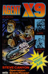 Cover for Agent X9 (Semic, 1976 series) #3/1989