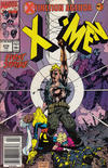 Cover Thumbnail for The Uncanny X-Men (1981 series) #270 [Australian Newsstand]