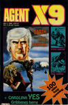 Cover for Agent X9 (Semic, 1976 series) #9/1989