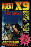 Cover for Agent X9 (Semic, 1976 series) #12/1989