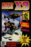 Cover for Agent X9 (Semic, 1976 series) #2/1990