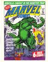 Cover for Marvel Comic (Marvel UK, 1979 series) #345