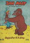Cover for Jan Maat (Lehning, 1954 series) #34