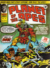 Cover for Planet of the Apes (Marvel UK, 1974 series) #22