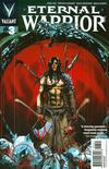 Cover for Eternal Warrior (Valiant Entertainment, 2013 series) #3 [Cover B - Riley Rossmo]