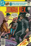 Cover for Jonah Hex (DC, 1977 series) #41 [Newsstand]