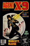 Cover for Agent X9 (Semic, 1976 series) #6/1990