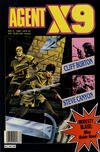 Cover for Agent X9 (Semic, 1976 series) #8/1990