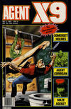 Cover for Agent X9 (Semic, 1976 series) #2/1991