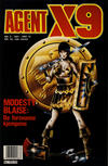 Cover for Agent X9 (Semic, 1976 series) #3/1991