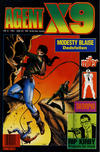 Cover for Agent X9 (Semic, 1976 series) #6/1991