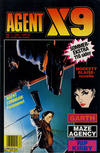 Cover for Agent X9 (Semic, 1976 series) #7/1991