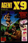 Cover for Agent X9 (Semic, 1976 series) #9/1991