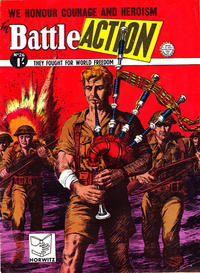 Cover Thumbnail for Battle Action (Horwitz, 1954 ? series) #26