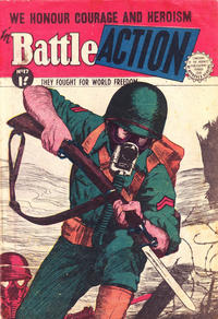 Cover Thumbnail for Battle Action (Horwitz, 1954 ? series) #17