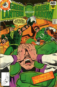 Cover Thumbnail for Green Lantern (DC, 1960 series) #117 [Whitman]