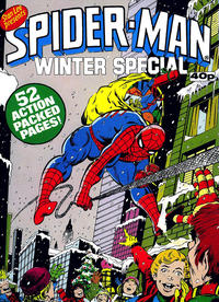 Cover Thumbnail for Spider-Man Winter Special (Marvel UK, 1979 series) #1979