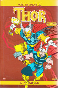 Cover Thumbnail for Thor : l'intégrale (Panini France, 2007 series) #1