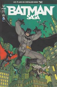 Cover Thumbnail for Batman Saga (Urban Comics, 2012 series) #28
