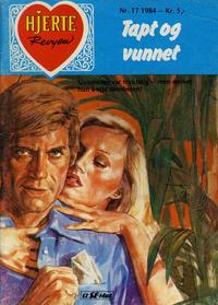 Cover Thumbnail for Hjerterevyen (Serieforlaget / Se-Bladene / Stabenfeldt, 1960 series) #17/1984
