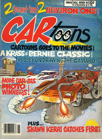 Cover Thumbnail for CARtoons (Petersen Publishing, 1961 series) #[123]