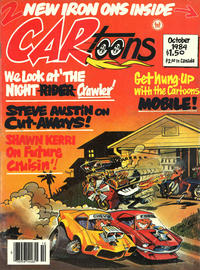 Cover Thumbnail for CARtoons (Petersen Publishing, 1961 series) #[144]