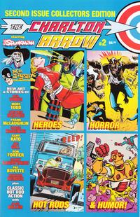 Cover Thumbnail for The Charlton Arrow (Comicfix, 2014 series) #2