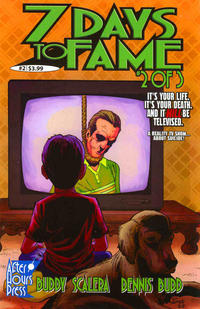Cover Thumbnail for 7 Days to Fame (After Hours Press, 2005 series) #2