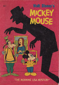Cover Thumbnail for Walt Disney's Mickey Mouse (W. G. Publications; Wogan Publications, 1956 series) #87