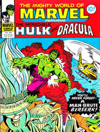 Cover Thumbnail for The Mighty World of Marvel (Marvel UK, 1972 series) #254