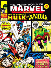 Cover Thumbnail for The Mighty World of Marvel (Marvel UK, 1972 series) #253
