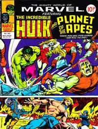 Cover Thumbnail for The Mighty World of Marvel (Marvel UK, 1972 series) #243