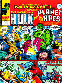 Cover Thumbnail for The Mighty World of Marvel (Marvel UK, 1972 series) #239