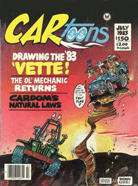Cover Thumbnail for CARtoons (Petersen Publishing, 1961 series) #[135]