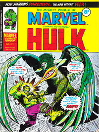 Cover Thumbnail for The Mighty World of Marvel (Marvel UK, 1972 series) #171