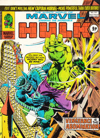 Cover Thumbnail for The Mighty World of Marvel (Marvel UK, 1972 series) #227