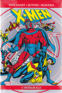 Cover Thumbnail for X-Men : l'intégrale (Panini France, 2003 series) #1972-1975