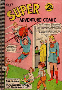 Cover Thumbnail for Super Adventure Comic (K. G. Murray, 1960 series) #17