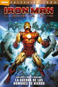 Cover Thumbnail for 100% Marvel. Iron Man: Legado (Panini España, 2011 series) #1