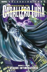Cover Thumbnail for 100% Marvel. La Venganza del Caballero Luna (Panini España, 2011 series) #1