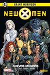 Cover for Coleccionable New X-Men (Panini España, 2014 series) #4
