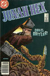 Cover Thumbnail for Jonah Hex (1977 series) #80 [Newsstand]
