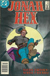 Cover Thumbnail for Jonah Hex (1977 series) #82 [Newsstand]