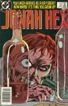 Cover Thumbnail for Jonah Hex (1977 series) #83 [Newsstand]