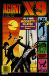 Cover for Agent X9 (Semic, 1976 series) #3/1992