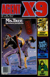 Cover for Agent X9 (Semic, 1976 series) #4/1992