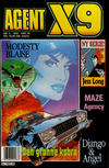 Cover for Agent X9 (Semic, 1976 series) #5/1992