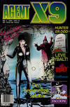 Cover for Agent X9 (Semic, 1976 series) #6/1992