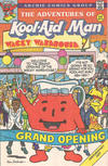 Cover for The Adventures of Kool-Aid Man (Archie, 1987 series) #5 [newsprint cover]
