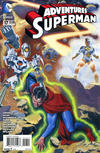 Cover for Adventures of Superman (DC, 2013 series) #17